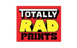 Totally Rad Prints Logo
