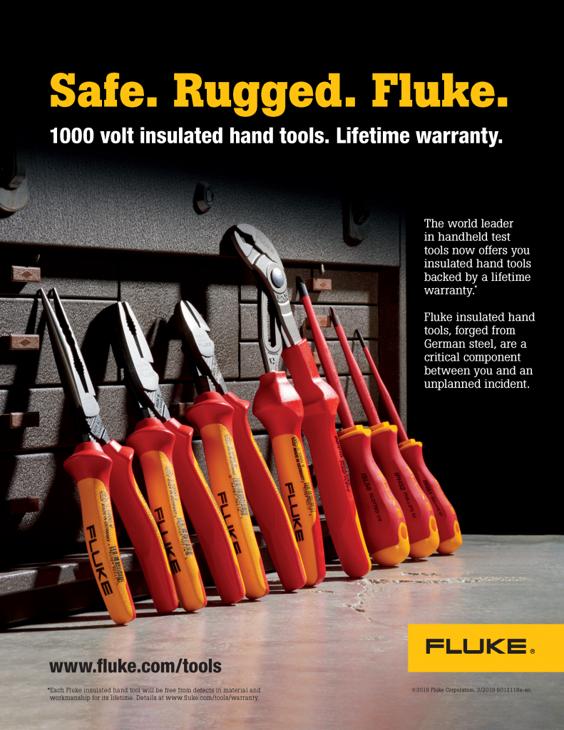 Insulated Hand Tools Campaign Ad