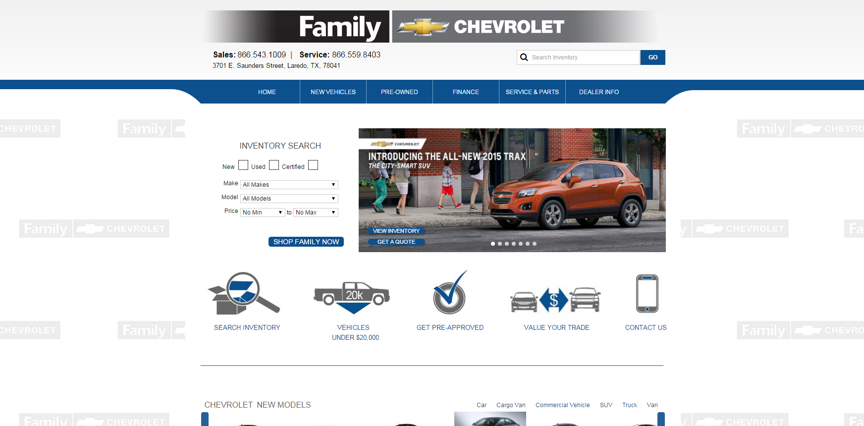 Family Chevrolet (After) 1.1